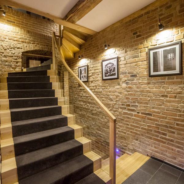 Apartamenty Chełmińskie - korytarz